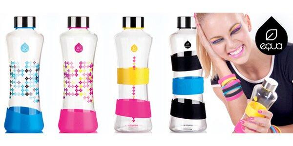 Dizajnové a ekologické fľaše EQUA