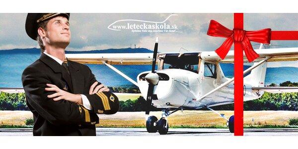 Zoznamovací alebo akrobatický let lietadlom