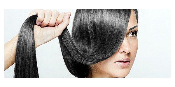 Brazílsky keratín - regenerácia poškodených vlasov