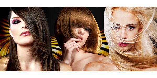 Farbenie vlasov, strihanie a záverečný styling