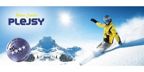 Celodenný SKI PASS do 4* lyžiarskeho strediska RELAX CENTRUM PLEJSY