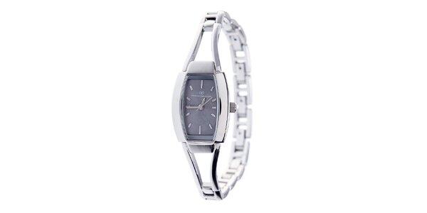 Dámske oceľové hodinky Tom Tailor s bledo modrým ciferníkom