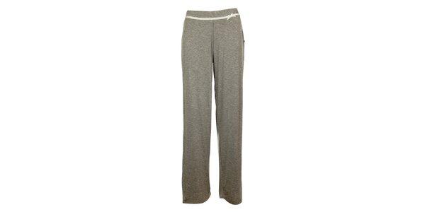 Dámske šedé pyžamové nohavice Tom Tailor