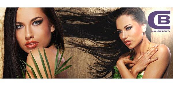 Hĺbková regenerácia vlasov kúrou BK Brazil Keratin HgS