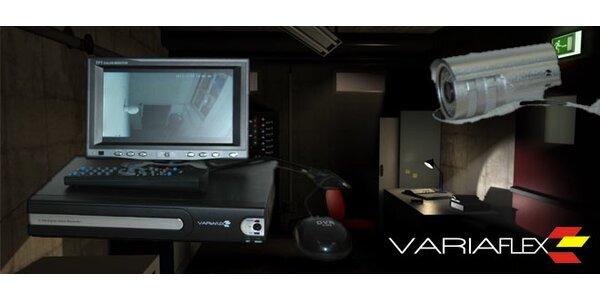 4 - kamerový systém pre bezpečnosť objektu