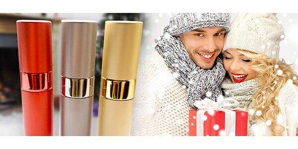 Prenosné dávkovača parfumov do kabelky