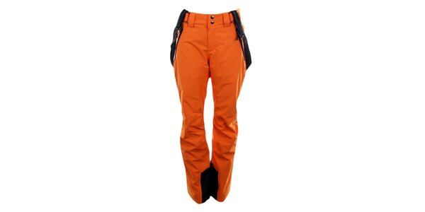 Dámske oranžové lyžiarske nohavice Blizzard