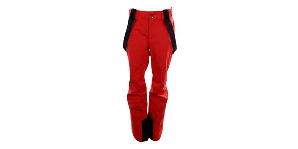 Dámske červené lyžiarske nohavice Blizzard