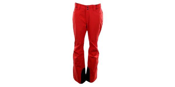 Dámske červené funkčné lyžiarske nohavice Blizzard