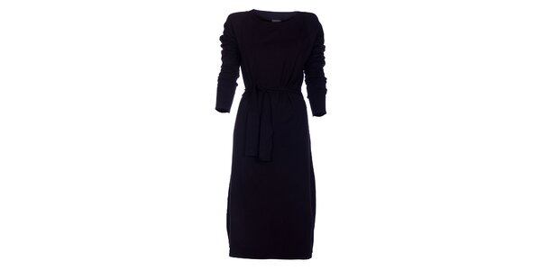 Dámske čierne šaty Pietro Filipi