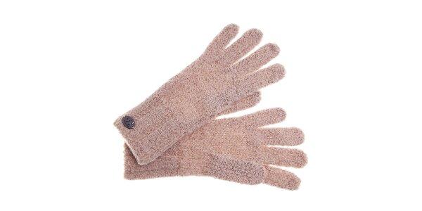 Dámske krémové rukavice Pietro Filipi