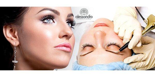 Permanentný make up - očné linky, obočie alebo pery