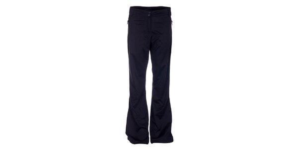 Dámske čierne softshellové nohavice Loap