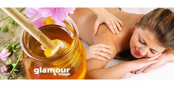 Detoxikačná medová masáž