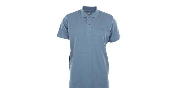 Pánske svetlo modré polo tričko Timeout