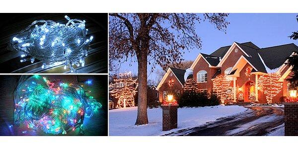 Vianočné LED žiarovky