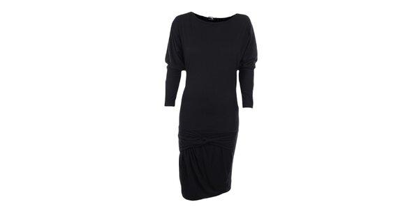 Dámske čierne šaty GAS