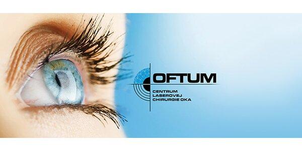 Jediná skutočne bezbolestná operácia očí