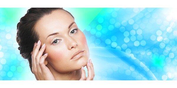Liečba akné s pomocou modrého svetla
