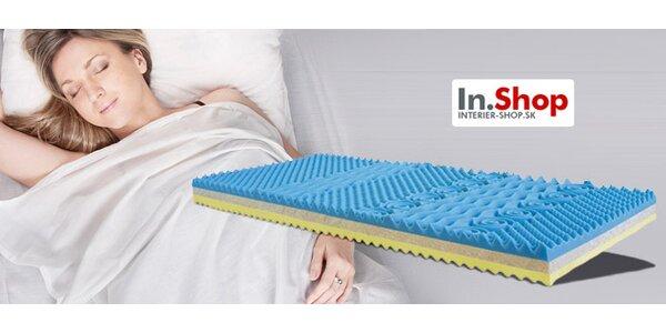 Vrstvený sendvičový matrac s PUR penou Sendvič Duo