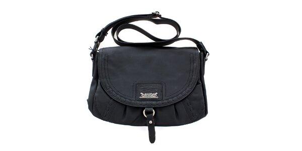 Dámska čierna kabelka s logom Levis