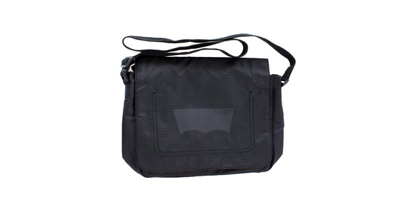Dámska čierna taška cez rameno Levis