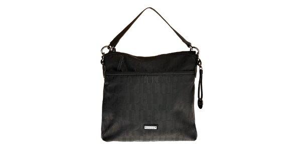 Dámska malá čierna kabelka Elle