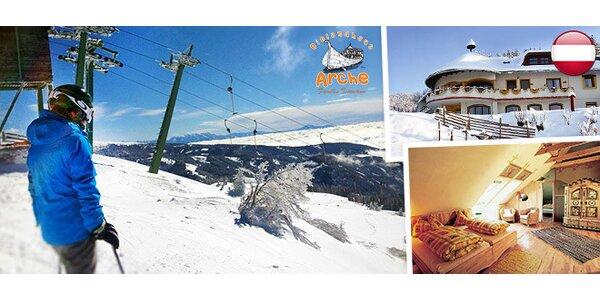 Pobyt pre dvoch v rakúskych Alpách