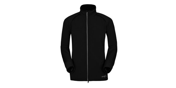 Pánska čierna športová bunda Husky