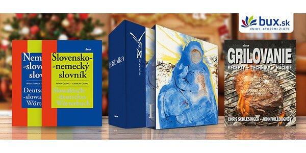 Knižné Vianoce s bux.sk