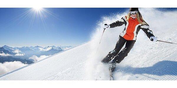 Nové carvingové lyže Sporten Limber s viazaním Tyrolia