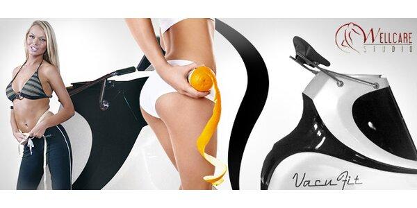 Cvičenie vo VACUFIT Thermal - profesionálne riešenie celulitídy a nadváhy