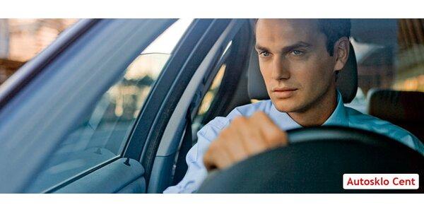 7,50 eur za poistenie čelného skla vášho auta!