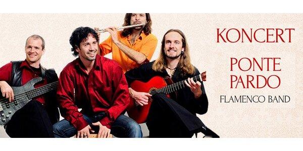 Koncert kapely PONTE PARDO
