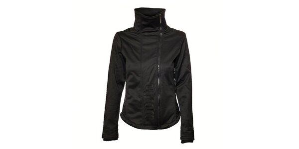 Dámska čierna softshellová bunda Trimm Elyse