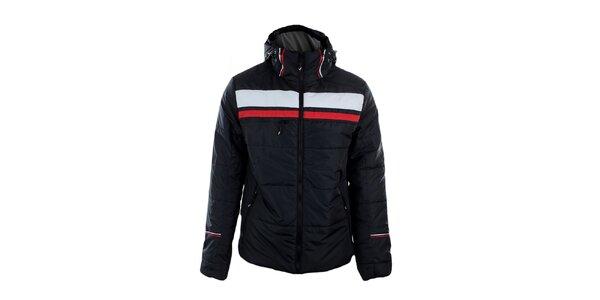 Pánska čierna zimná bunda Trimm