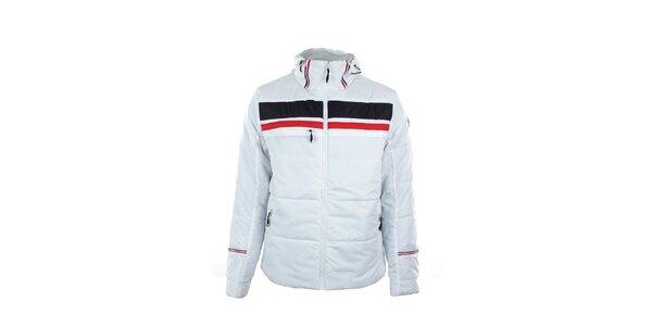 Pánska biela zimná bunda Trimm