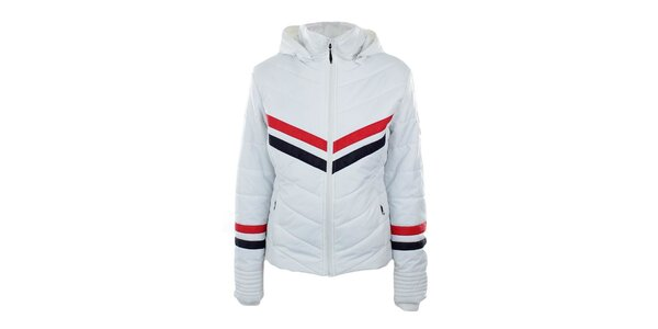 Dámska biela zimná bunda Trimm