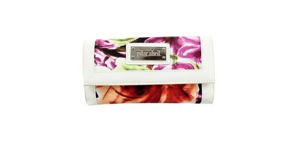 Dámska peňaženka s farebným vzorom Menbur