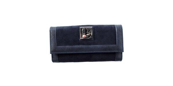Dámska peňaženka v modré navy farbe Menbur