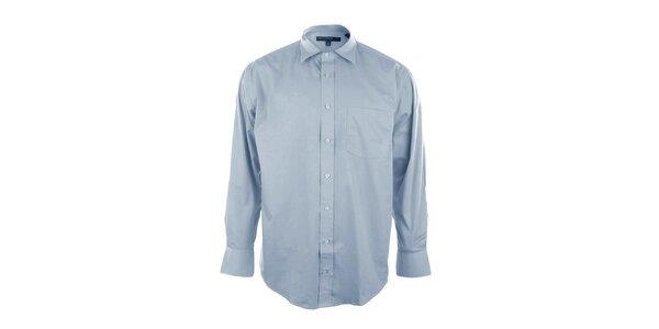 Pánska svetlo modrá košeľa Perry Ellis