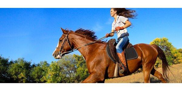 Základy jazdectva alebo vychádzka na koni PRE DVOCH