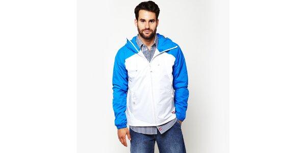 Pánska modro-biela bunda Dickies