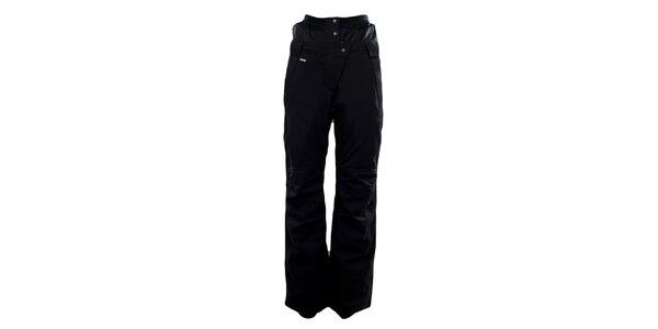 Dámske čierne membránové nohavice Hannah