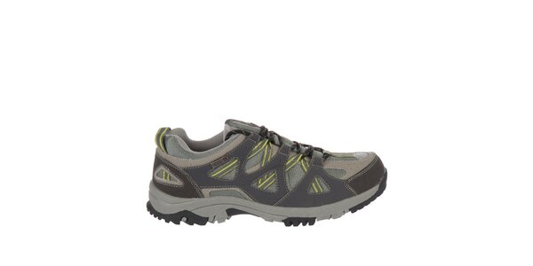 Pánske šedé bežecké topánky Praylas