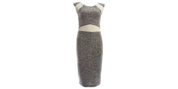 Dámske melírované šaty JDC London