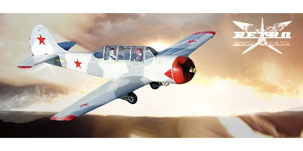 Let historickým bojovým lietadlom