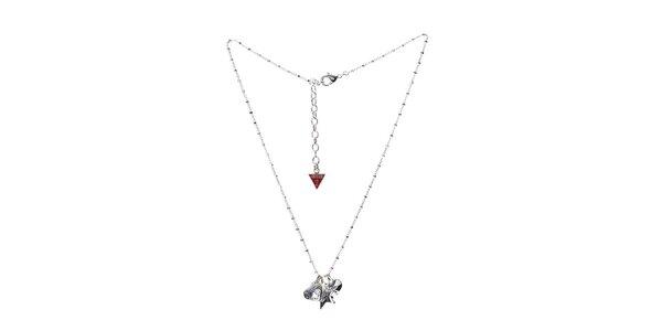 Dámsky náhrdelník Guess s príveskami