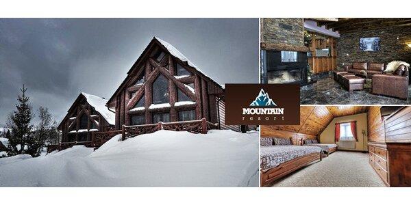 Luxusná chata od Mountain resort