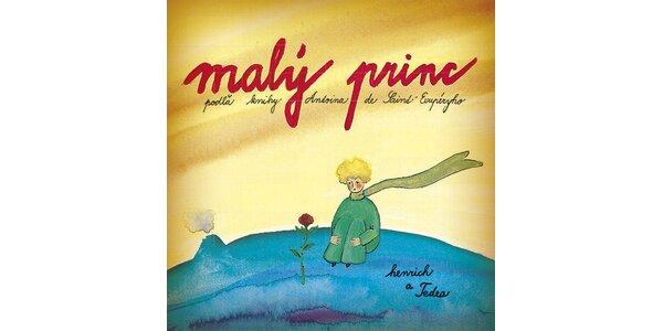 CD MALÝ PRINC podľa knihy Antoina de Saint-Exupéryho